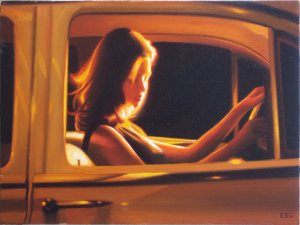 Carrie Graber - night drive