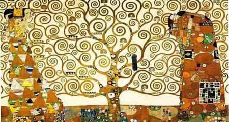 Klimt - el árbol de la vida (1909)