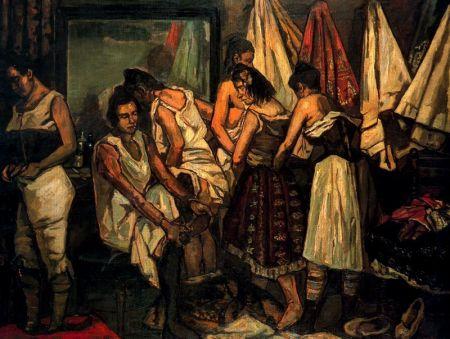 Solana - las coristas (1925)