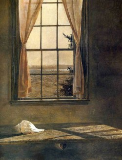 Andrew Wyeth - Her Room