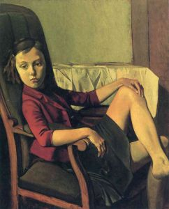 Balthus - Therese (1938)