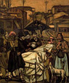 Solana - la máscas y los doctores (1928)