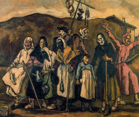 Solana - Máscaras (1938)