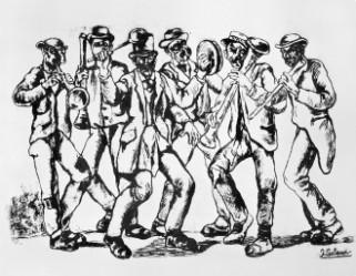 Solana - murga gaditana (1934)