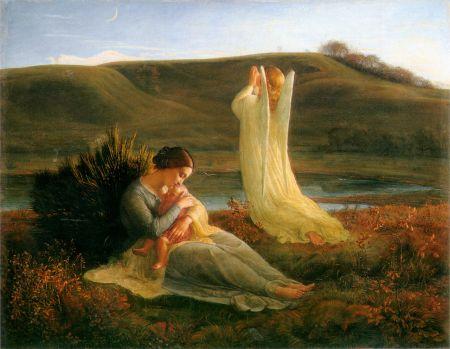 Louis_Janmot_-_Poème_de_l'âme_3_-_L'Ange_et_la_mère