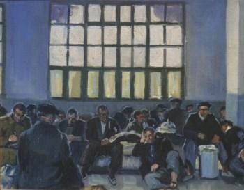 Manaut - presos en la galería