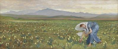 Walter Crane - La Primavera (1883)
