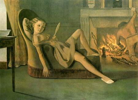 Balthus - The Golden days (1946)