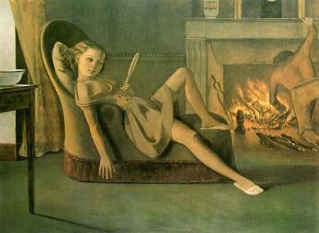 Balthus - The Golden days (1946)