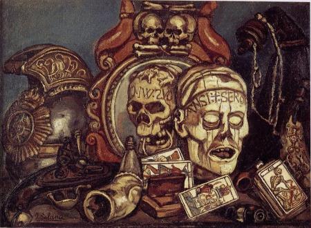 Solana - la baraja de la muerte (1927)