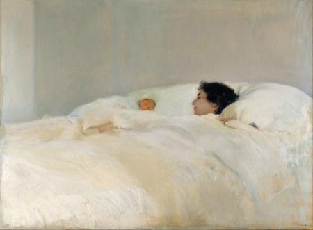 Sorolla - Madre (1895)