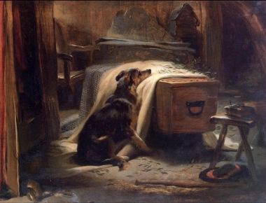 Edwin Landseer - el viejo pastor