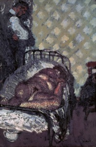 Walter Sickert - asesinato de Camden Town (1909) (03)