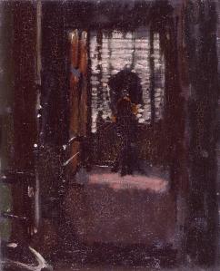 Walter Sickert - la habitación de Jack el destripador (1907)