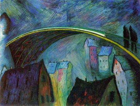 Marianne von Werefkin - El Puente