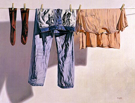 ricardo beleña - ropa tendida