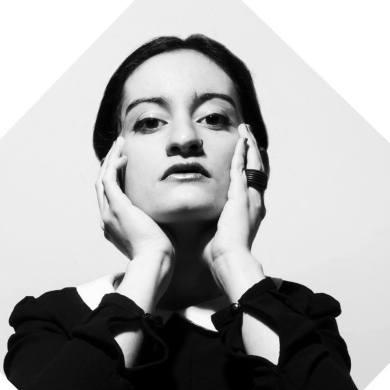 Marina Garcia - Autorretrato