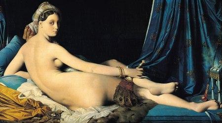 Ingres - la gran odalisca (1814)