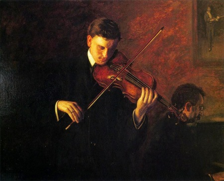 Thomas Eakins - Music