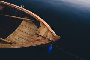 barca a la deriva