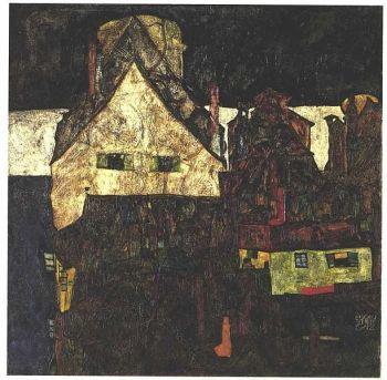 egon-schiele-ciudad-muerta-1912
