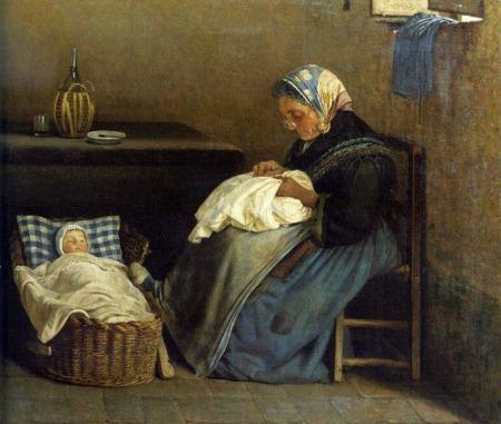 silvestro-lega-la-nonna-1865