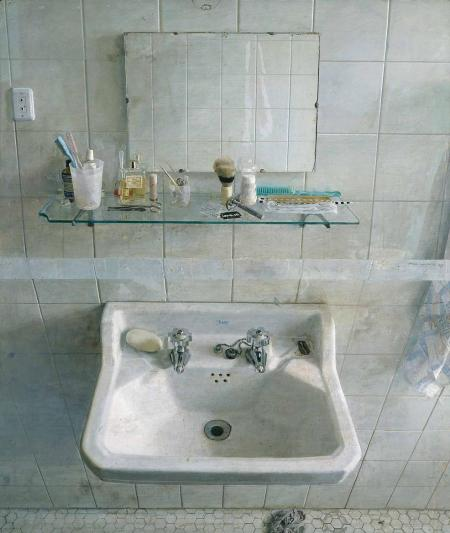 antonio-lopez-lavabo-y-espejo-1967