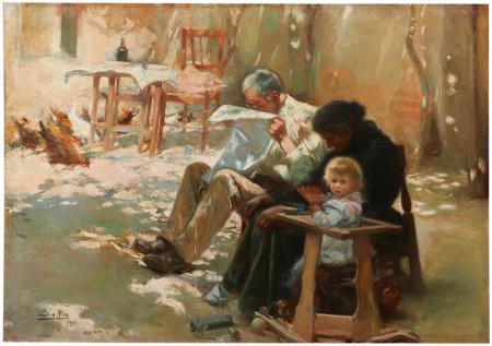 cecilio-pla-gallardo-dos-generaciones-1901