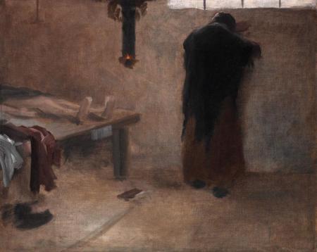 jakub-schikaneder-en-la-morgue-1895