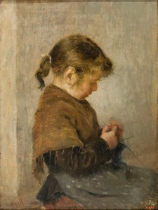 joan-brull-haciendo-calceta-1891