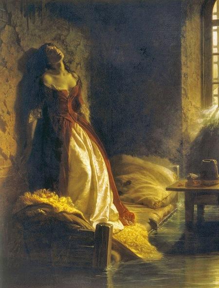 konstantin-flavistsky-la-princesa-tarakanova-1864
