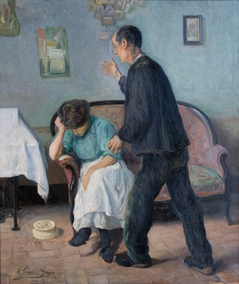 rafael-sanchis-escena-de-interior-1911