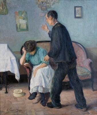 rafael-sanchis-escena-de-interior-1911