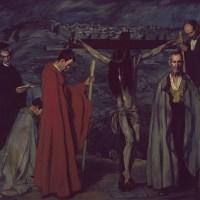 el Cristo de la sangre (Zuloaga, 1911)