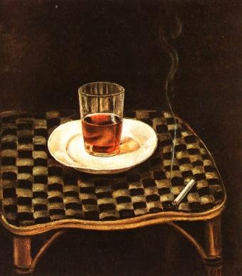 el vaso de vino (Ángeles Santos, 1929)   blocdejavier