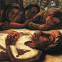 la niña muerta (Ángeles Santos, 1930)
