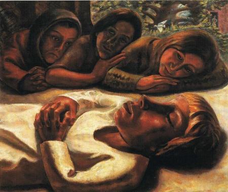 angeles-santos-la-nina-muerta-1930