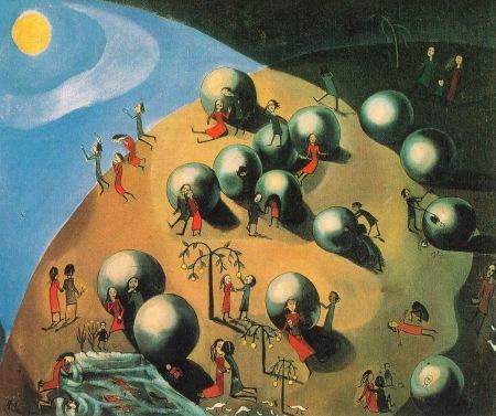angeles-santos-la-tierra-pueblo-primitivo-1929