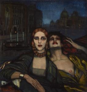 federico-beltran-masses-las-hermanas-de-venecia-1920