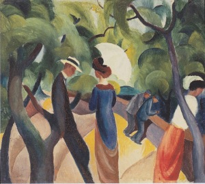 macke-promenade-1913