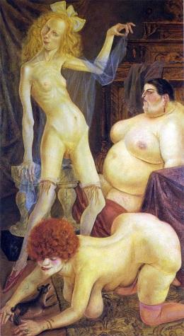 otto-dix-tres-mujeres-1926
