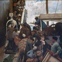 emigrantes (Ventura Álvarez Salas, 1904)