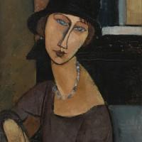 retrato de Jeanne Hébuterne (Modigliani, 1919)