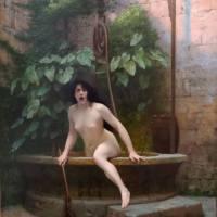 la Verdad saliendo del pozo (Gerôme, 1896)