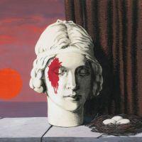 memoria (Rene Magritte, 1948)
